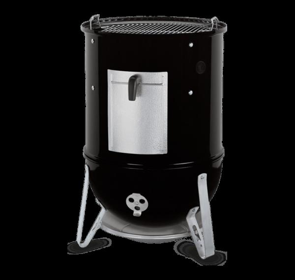 Weber Smokey Mountain Cooker 47cm - lid off