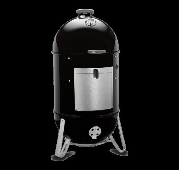 Weber Smokey Mountain Cooker 57cm - side