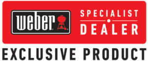 Weber Specialist Dealer - Exclusive Product