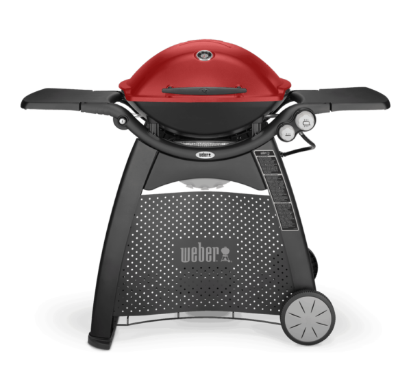 Weber Family Q (Q3200) Red - front