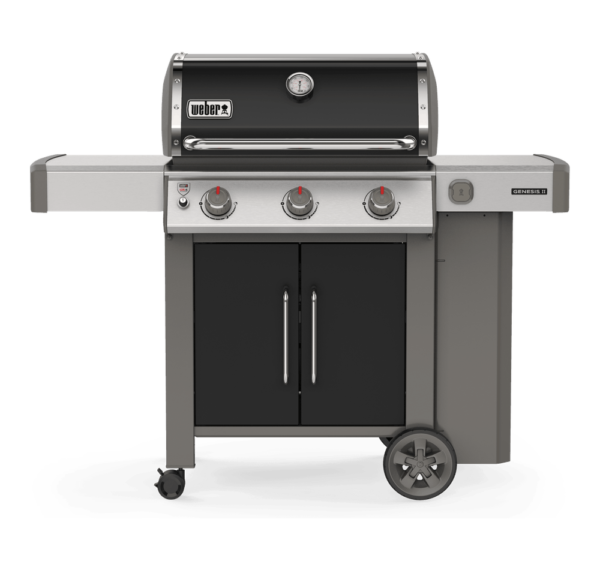 Weber Genesis II E-315 Gas Barbecue - front