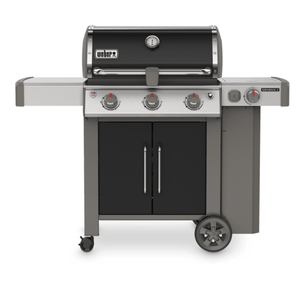 Weber Genesis II E-355 Gas Barbecue - front