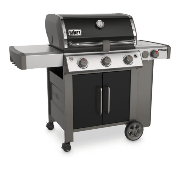 Weber Genesis II E-355 Gas Barbecue - side