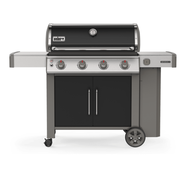 Weber Genesis II E-455 Gas Barbecue - front