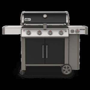 Weber Genesis II E-455 Premium Gas Barbecue - front