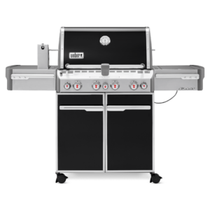 Weber Summit E-470 Gas Barbecue - front