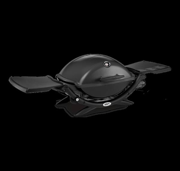 Weber Q (Q2200) Black - side