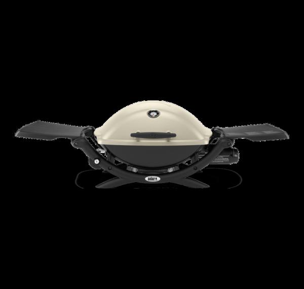 Weber Q (Q2200) Titanium - front