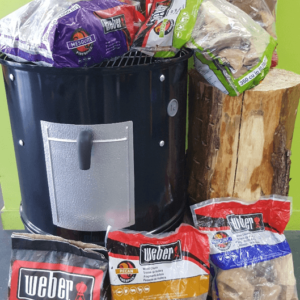 Weber Smokey Mountain Kickstarter pack - items in the description
