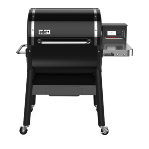 Weber SmokeFire EX4 front