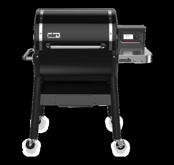 Weber SmokeFire EX4 front