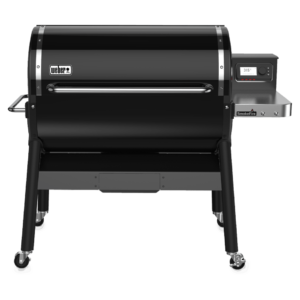 Weber SmokeFire Ex6 front