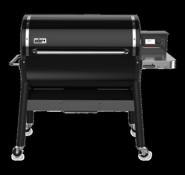 Weber SmokeFire Ex6 front
