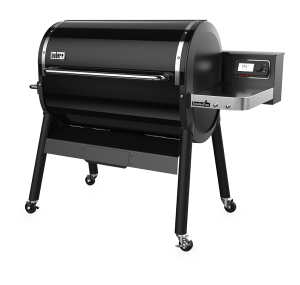 Weber SmokeFire Ex6 right side